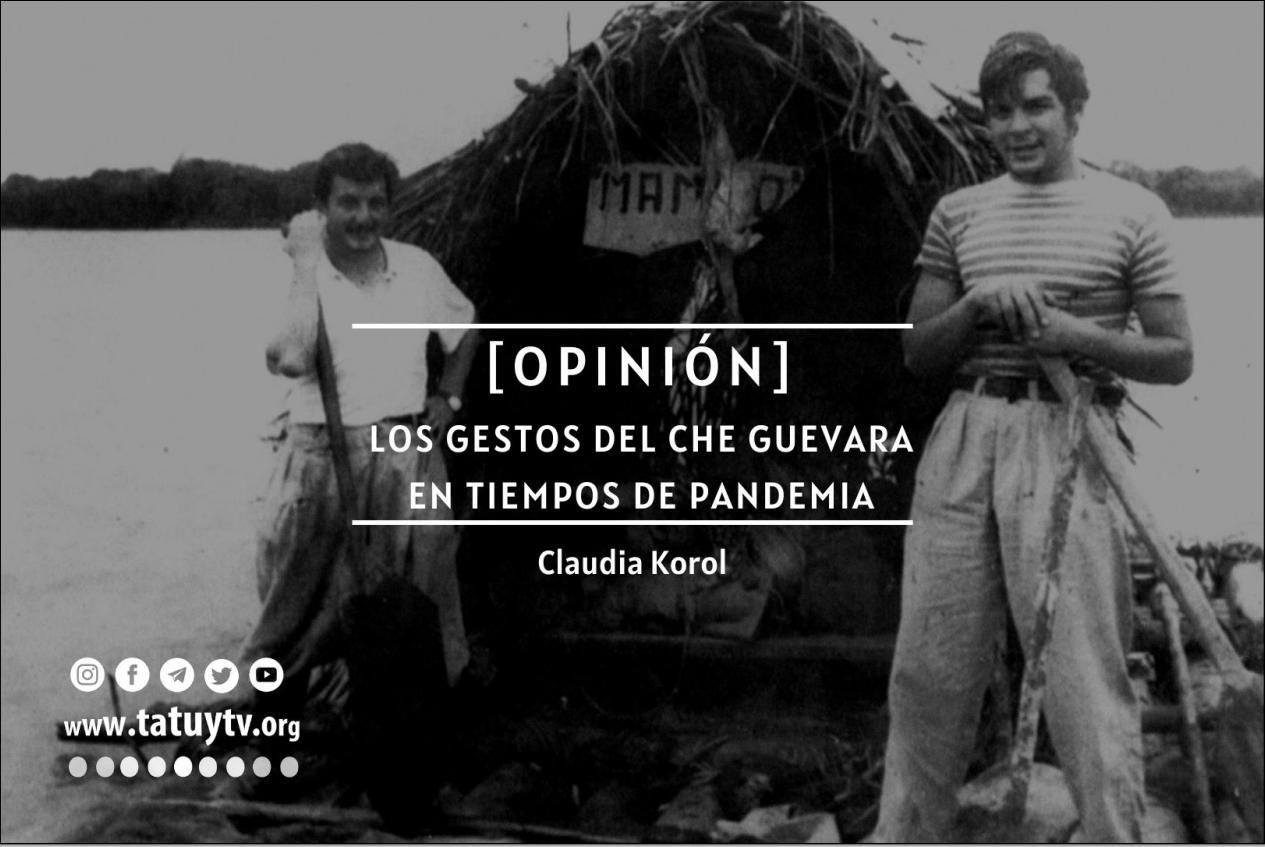 Che Guevara Marcha Tatuy